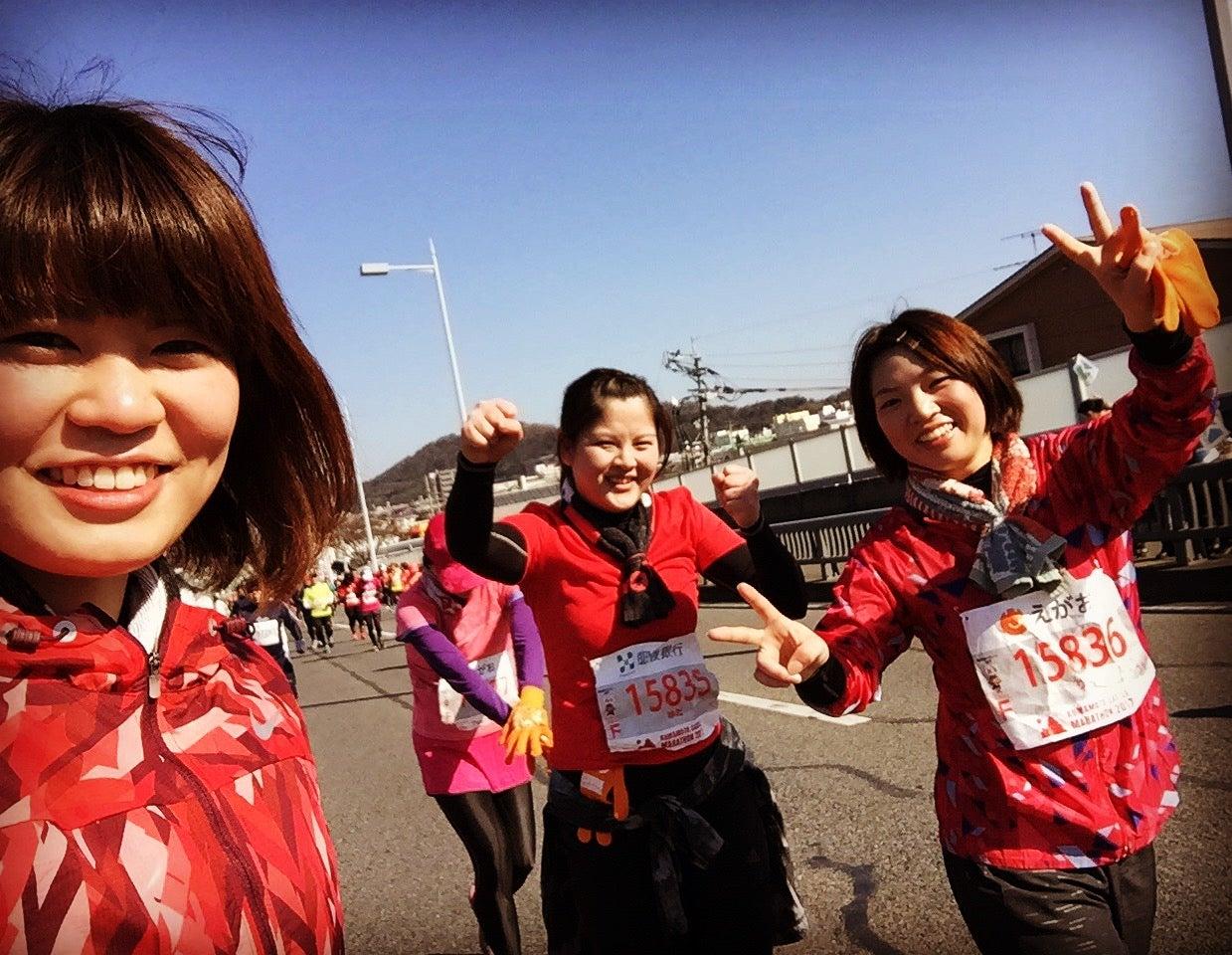 熊本城マラソンに参加して参りました!